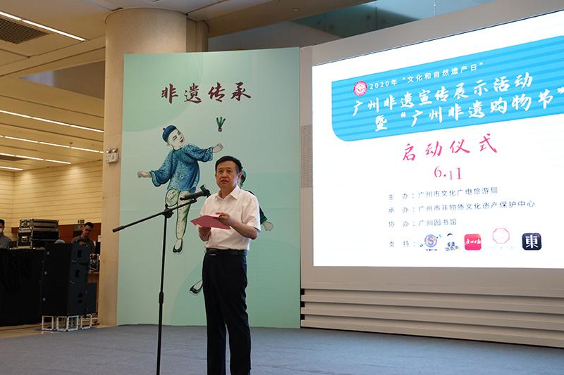陈李济传统中药文化亮相抗击新冠肺炎疫情非遗展